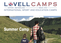Lovell Camps Brochure